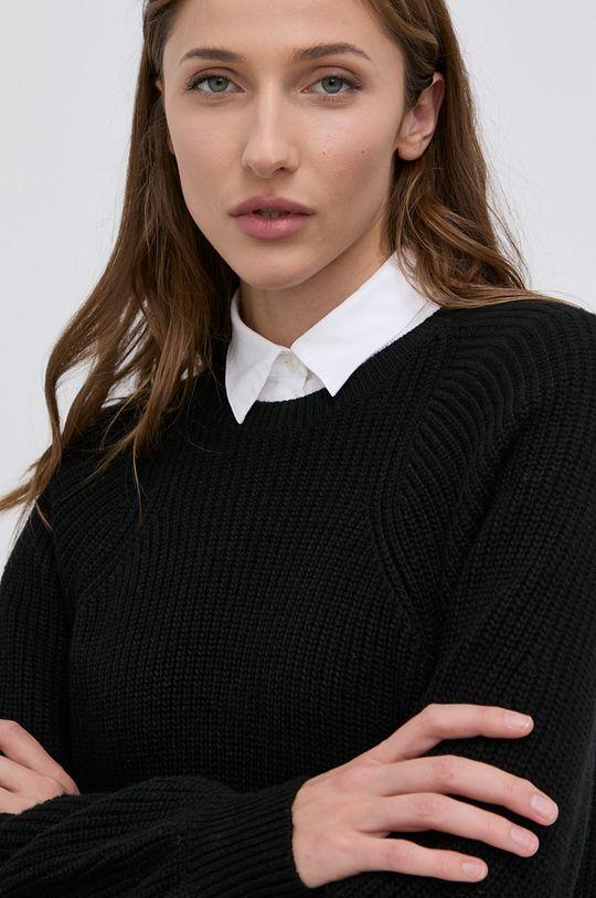 czarny Pinko - Sweter z domieszką wełny