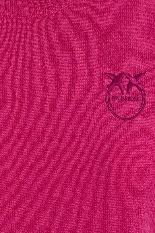 Pinko - Sweter wełniany Damski
