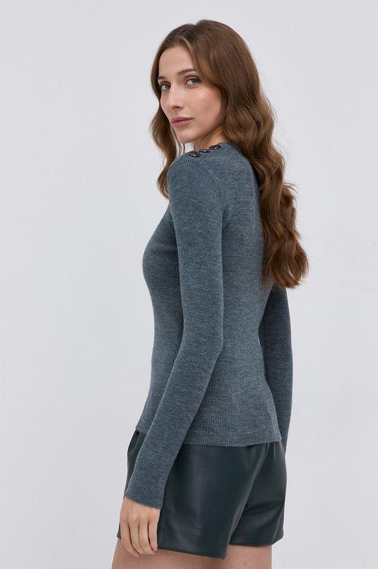 Pinko - Sweter 41 % Akryl, 2 % Elastan, 16 % Poliamid, 41 % Wełna