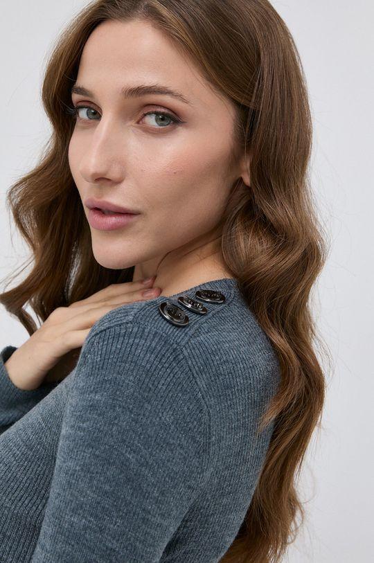 jasny szary Pinko - Sweter