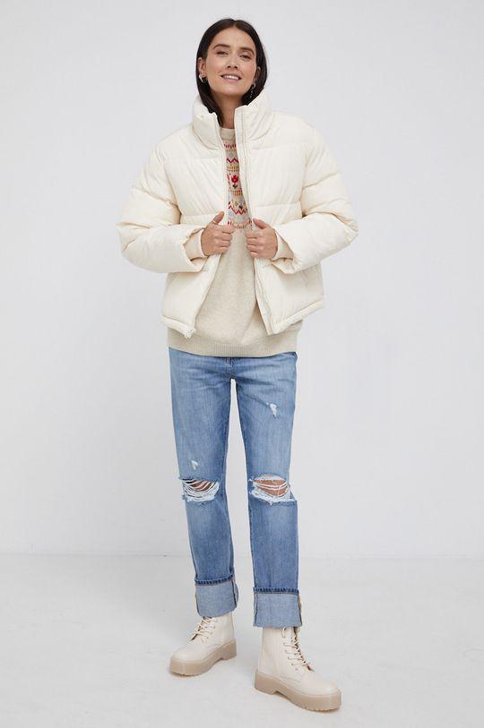 Levi's - Sweter z domieszką wełny multicolor