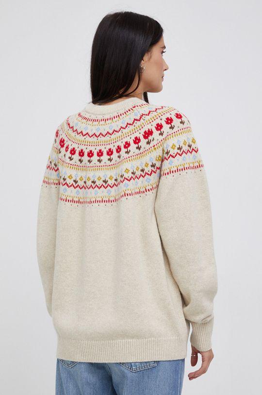 Levi's - Sweter z domieszką wełny 30 % Bawełna, 45 % Poliamid, 25 % Wełna