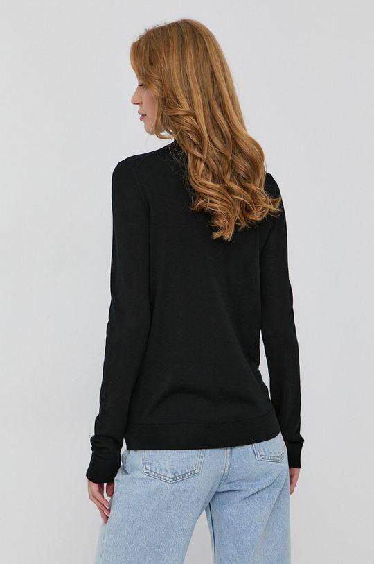 Boss - Pulover de lana  100% Lana virgina
