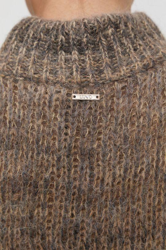 Liu Jo - Pulover din amestec de lana De femei