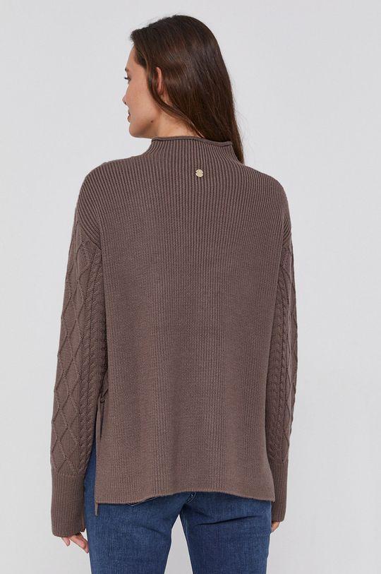 Joop! - Sweter 30 % Poliakryl, 70 % Wełna dziewicza