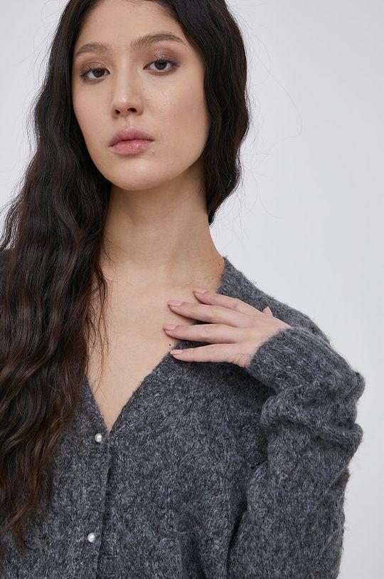 Jacqueline de Yong - Kardigan Damski