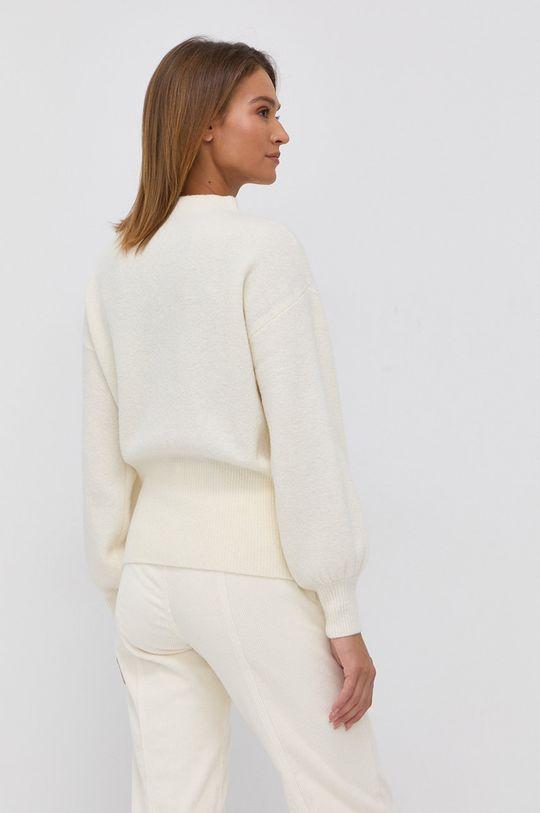 Twinset - Sweter z domieszką wełny Materiał zasadniczy: 25 % Akryl, 30 % Poliamid, 45 % Wełna, Aplikacja: 85 % Akryl, 15 % Wełna