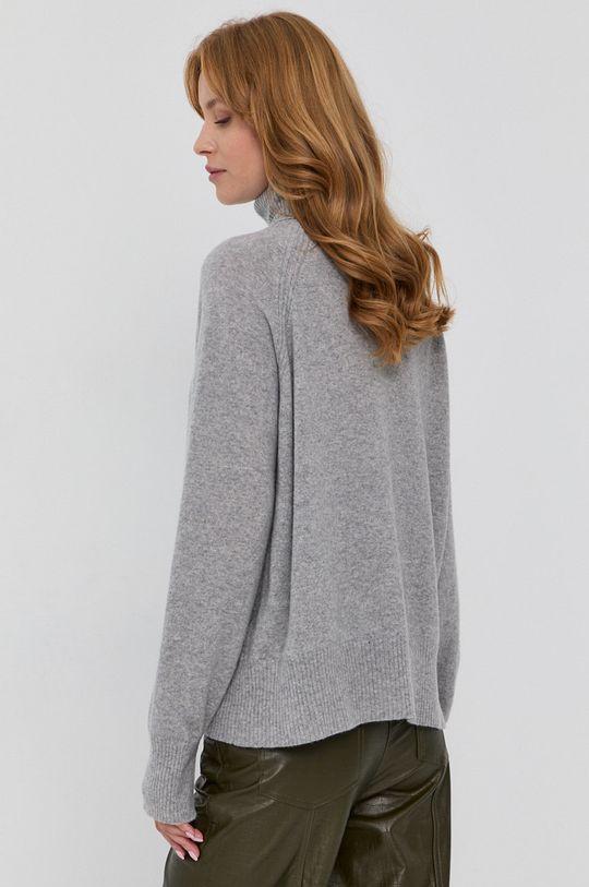 Twinset - Sweter wełniany 42 % Kaszmir, 58 % Wełna dziewicza
