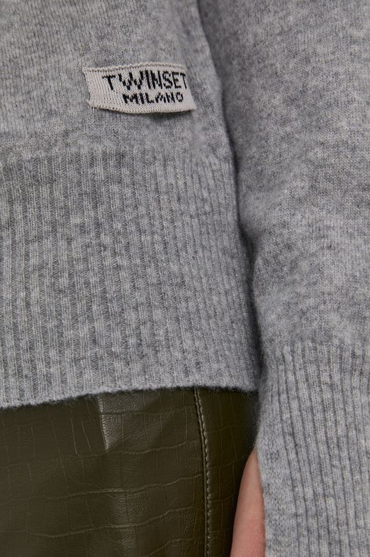 Twinset - Sweter wełniany Damski
