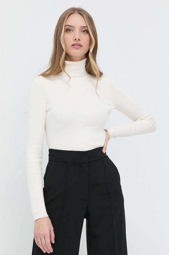 kremowy Lauren Ralph Lauren - Sweter Damski