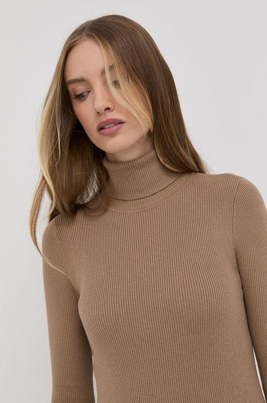beżowy Lauren Ralph Lauren - Sweter