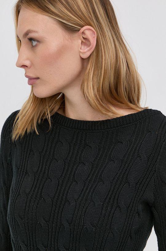 czarny Lauren Ralph Lauren - Sweter