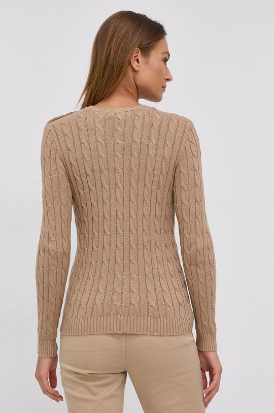 Lauren Ralph Lauren - Sweter bawełniany 100 % Bawełna
