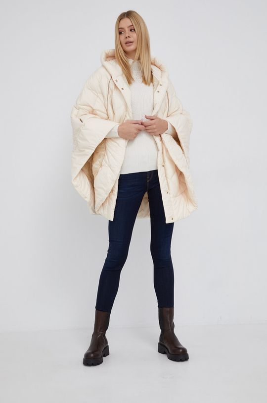 Polo Ralph Lauren - Vlněný svetr smetanová