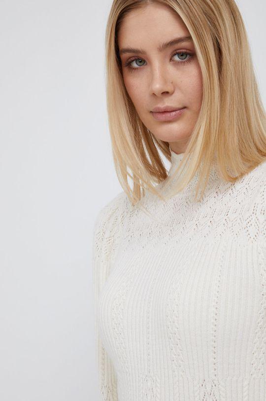 smetanová Polo Ralph Lauren - Vlněný svetr