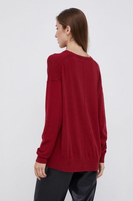 Pepe Jeans - Sweter z domieszką wełny Carol 40 % Bawełna, 55 % Wiskoza, 5 % Wełna z yaka