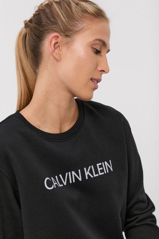 czarny Calvin Klein Performance - Bluza