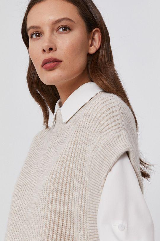 béžová Drykorn - Vlnený sveter Tilani