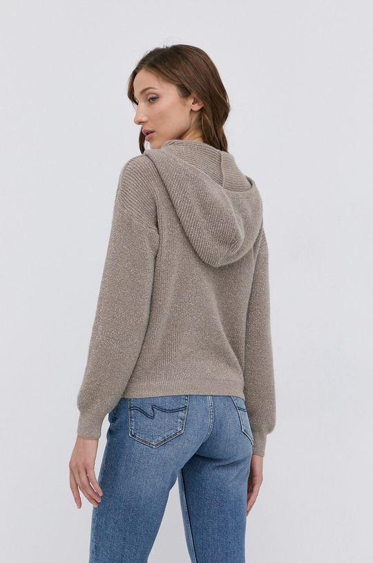 Morgan - Sweter z domieszką wełny MNINO 25 % Akryl, 44 % Poliamid, 3 % Poliester, 14 % Wełna, 14 % Alpaka