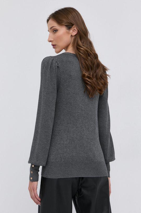 Morgan - Sweter 2 % Elastan, 16 % Poliamid, 82 % Wiskoza