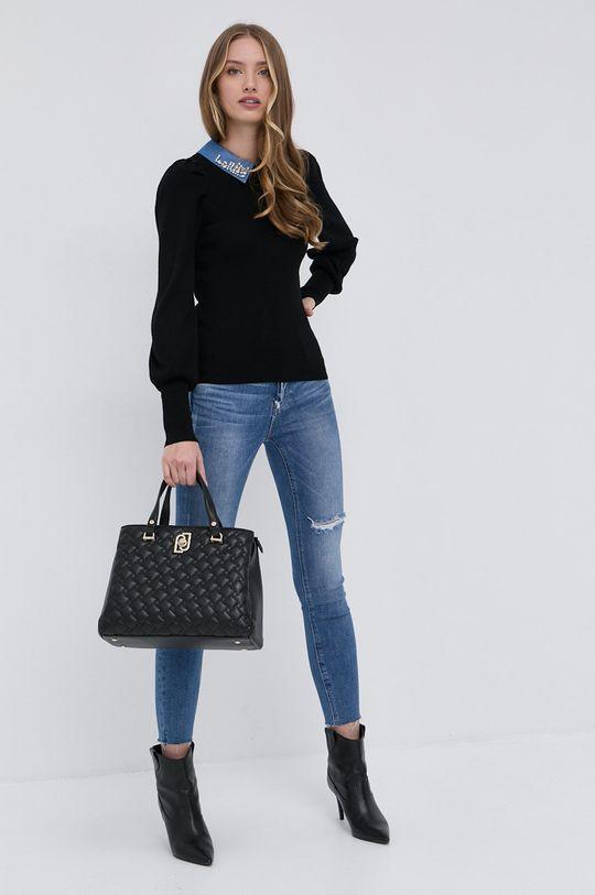 Morgan - Sweter MAITE czarny