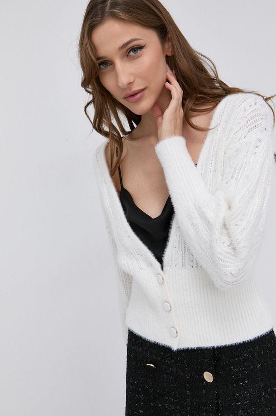 Morgan - Kardigan biały