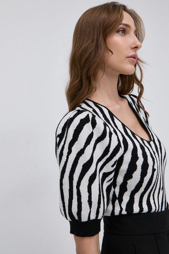 biały Morgan - Sweter