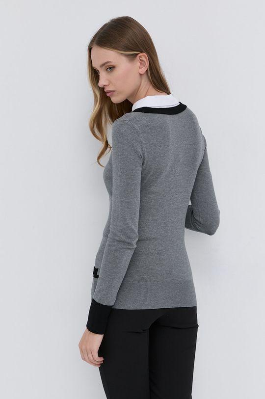 Morgan - Sweter MFLO Materiał zasadniczy: 21 % Poliamid, 79 % Wiskoza, Inne materiały: 100 % Bawełna