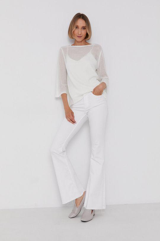 biały Calvin Klein - Sweter Damski