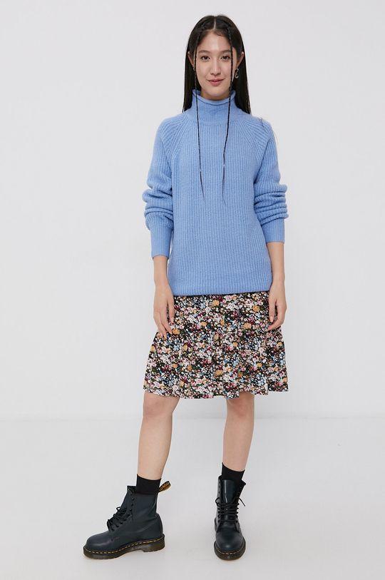 Brave Soul - Sweter jasny niebieski