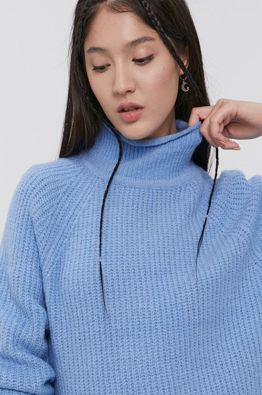 jasny niebieski Brave Soul - Sweter