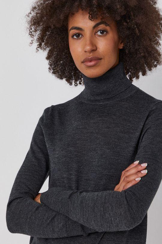 sivá GAP - Vlnený sveter