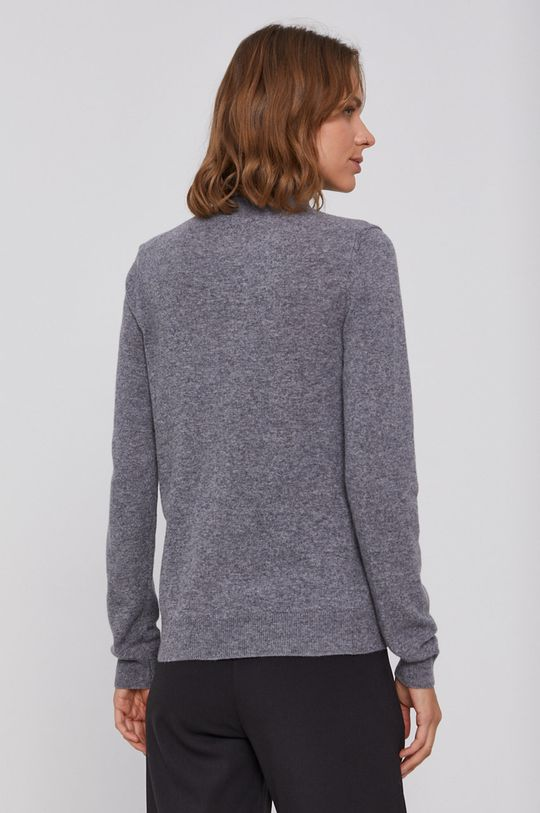 United Colors of Benetton - Vlnený sveter  100% Panenská vlna