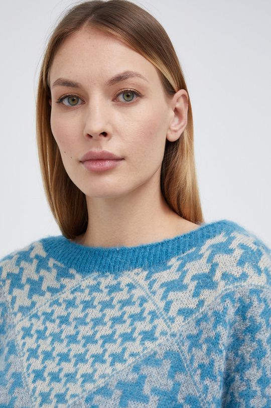multicolor United Colors of Benetton - Sweter