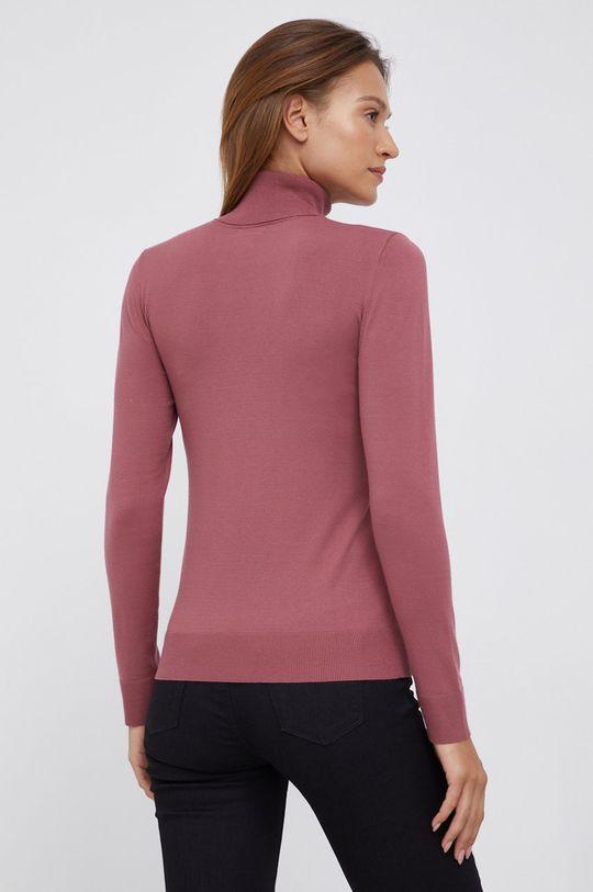 Sisley - Sweter 28 % Poliester, 72 % Wiskoza