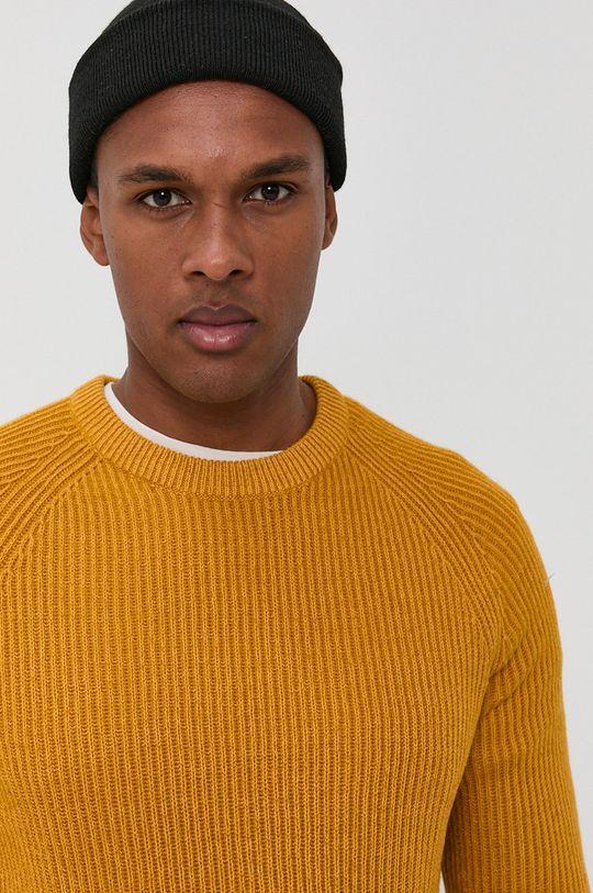 pomarańczowy Jack & Jones - Sweter