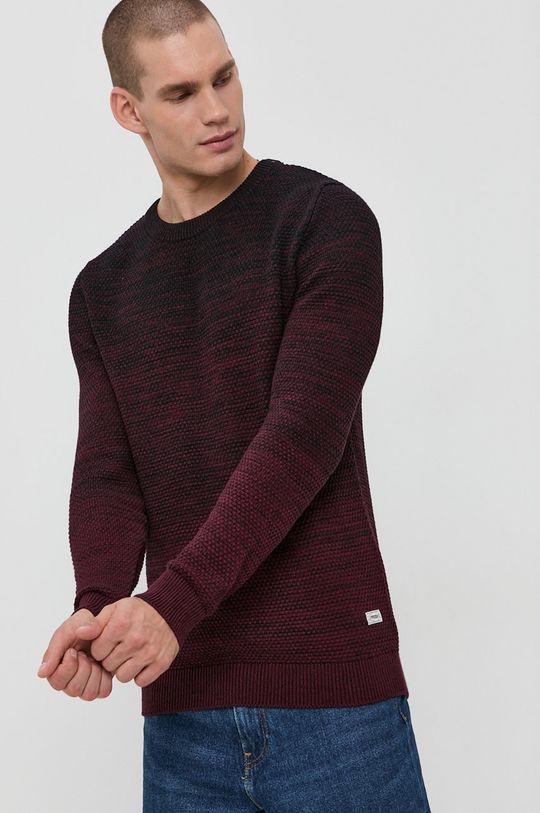 ciemny fioletowy Produkt by Jack & Jones - Sweter Męski