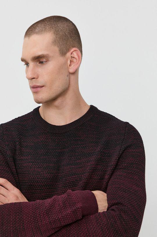 ciemny fioletowy Produkt by Jack & Jones - Sweter