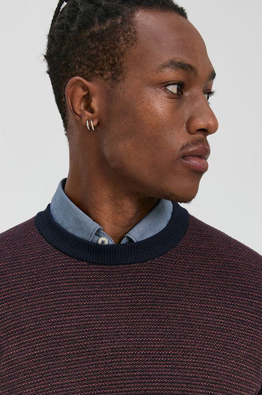 fioletowy Produkt by Jack & Jones - Sweter