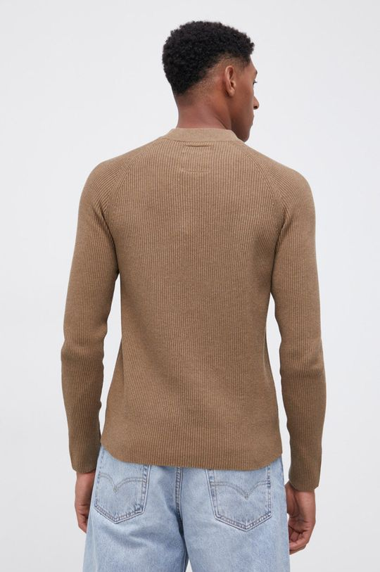 Premium by Jack&Jones - Sweter 50 % Bawełna organiczna, 50 % Poliester z recyklingu