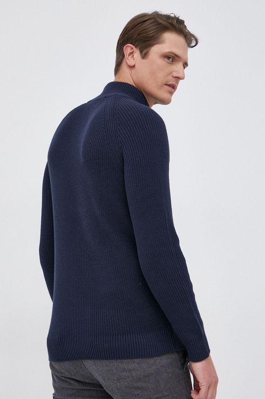 Selected - Sweter bawełniany 100 % Bawełna organiczna