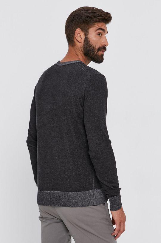Calvin Klein - Svetr  40% Bavlna, 50% Organická bavlna, 10% Hedvábí