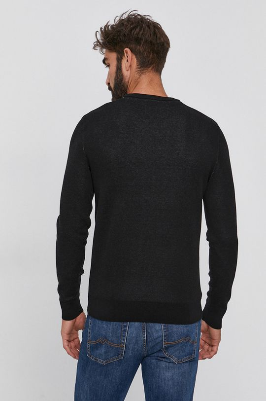 Guess - Sweter 48 % Akryl, 52 % Bawełna