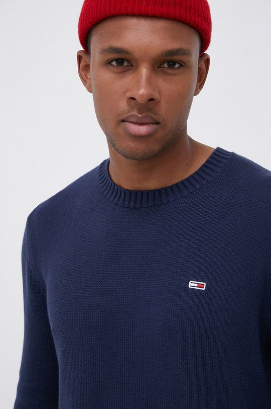 granatowy Tommy Jeans - Sweter