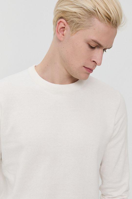 biały Tom Tailor - Sweter
