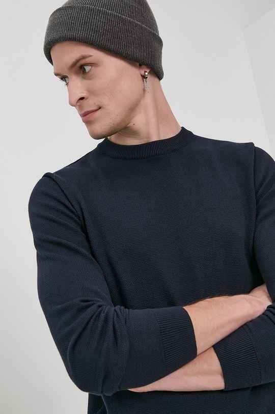granatowy Tom Tailor - Sweter