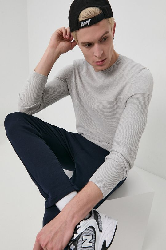 szary Tom Tailor - Sweter
