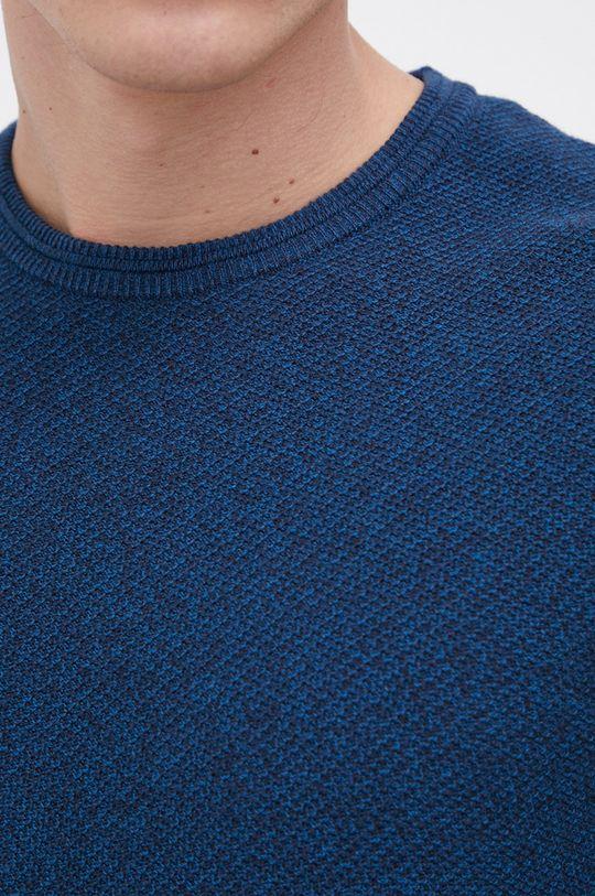 Tom Tailor - Sweter bawełniany Męski