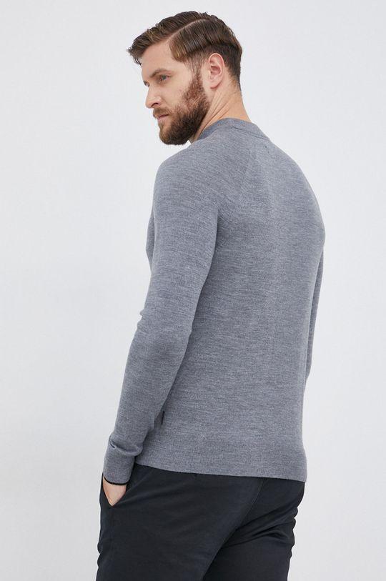 Calvin Klein - Sweter wełniany 100 % Wełna