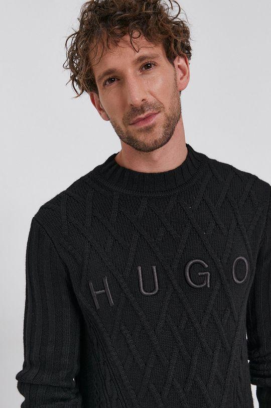 negru Hugo - Pulover